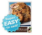 Home Delivery Cookie Dough Fundraiser