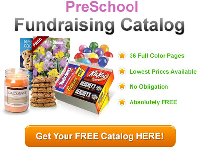 Free PreSchool Fundraising Catalog
